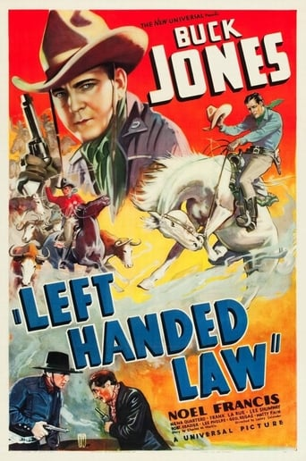 Poster of Left-Handed Law