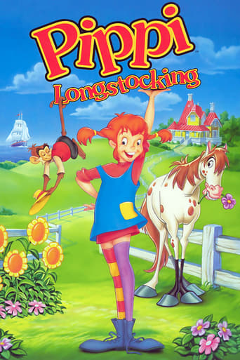 Poster of Pippi Calzaslargas