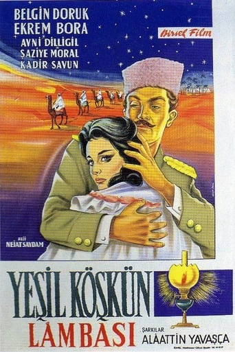 Watch Yeşil Köşkün Lambası full movie online 1337x