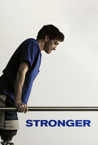 Poster of Stronger