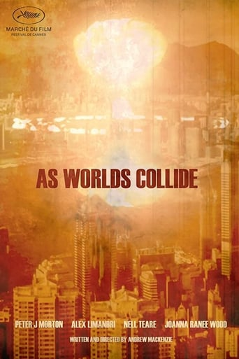 As Worlds Collide - Poster