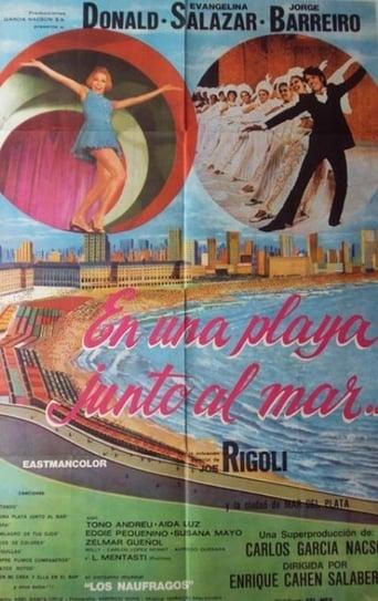 Poster of En Una Playa Junto Al Mar