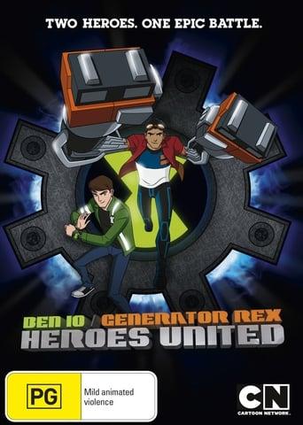 Ben 10 Generator Rex Heroes United image