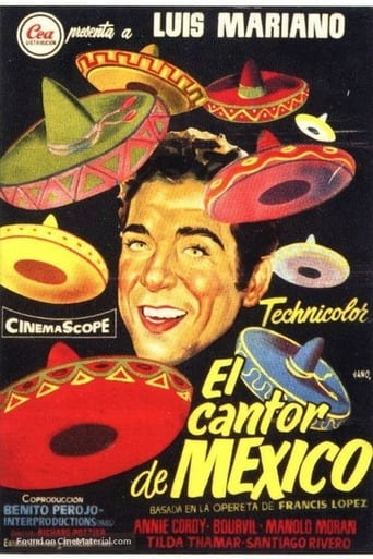 Poster of El cantor de México