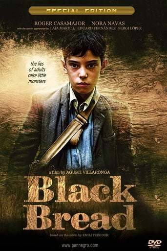 Poster of Black Bread