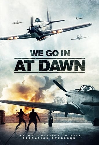 Poster of We go in at Dawn