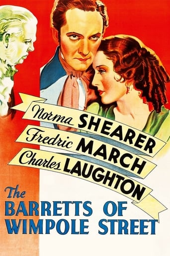 Poster of The Barretts of Wimpole Street