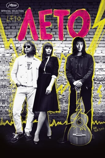 Poster of Лето