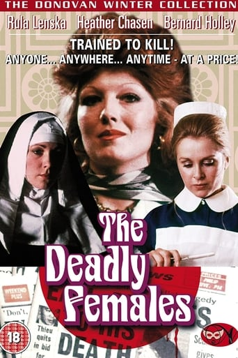 Poster of The Deadly Females