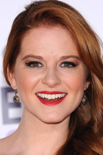 Sarah Drew in Supernatural