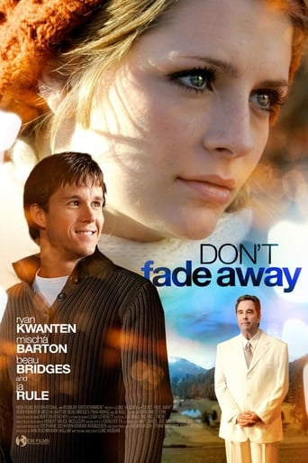 Poster of Don't Fade Away