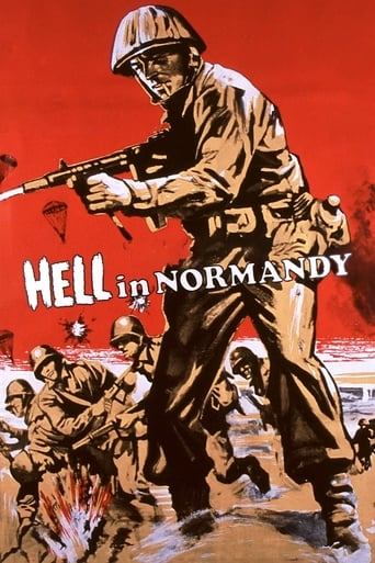 Poster of Hell in Normandy