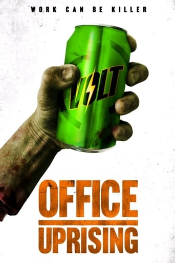 Poster of Office Uprising fragman