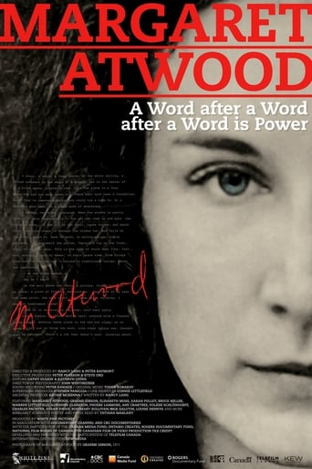 Poster of Margaret Atwood: A Word After a Word After a Word Is Power