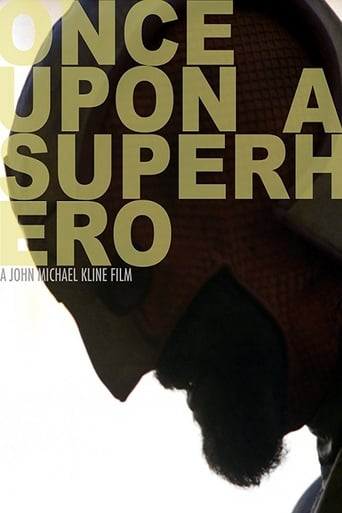 Poster of Once Upon a Superhero