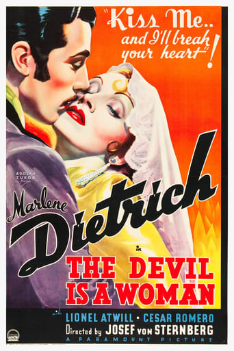 'The Devil Is a Woman (1935)