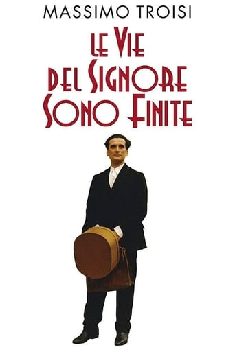 Poster of Le vie del Signore sono finite