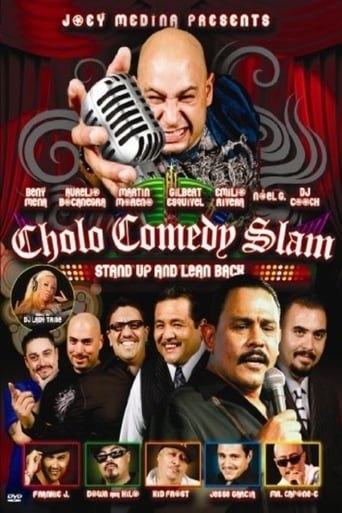 Poster of Cholo Comedy Slam: Stand Up and Lean Back