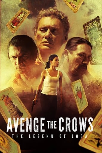 Poster of Avenge the Crows