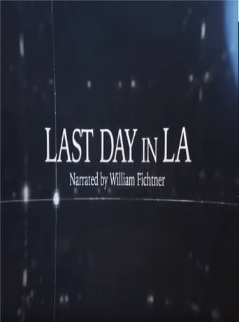 Poster of Last Day in LA