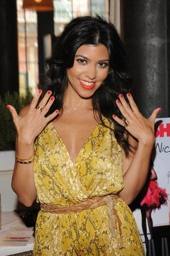 Kourtney Kardashian isKourtney Kardashian