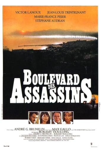 Poster of Boulevard des assassins