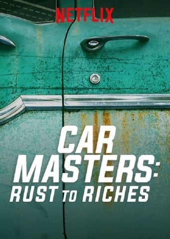 Car Masters Rust to Riches 1ª Temporada - Poster