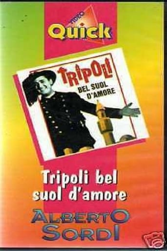 Poster of Tripoli, bel suol d'amore