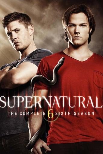 Supernatural 6ª Temporada Completa Torrent (2010) Dual Áudio / Dublado BluRay 720p – Download