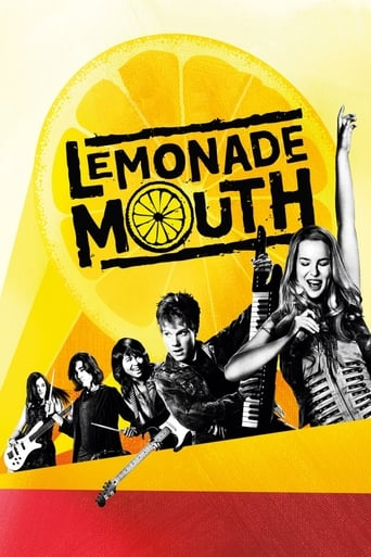 Poster of Lemonade Mouth