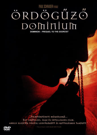 Poster of Ördögűző - Dominium