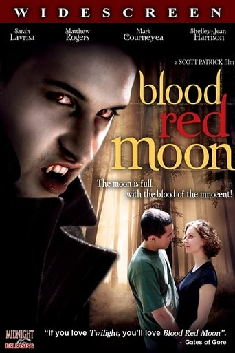 Poster of Blood Red Moon