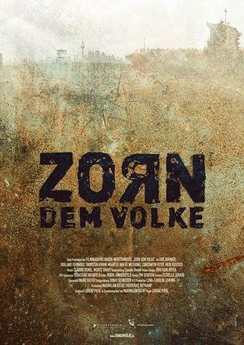 Poster of Zorn dem Volke