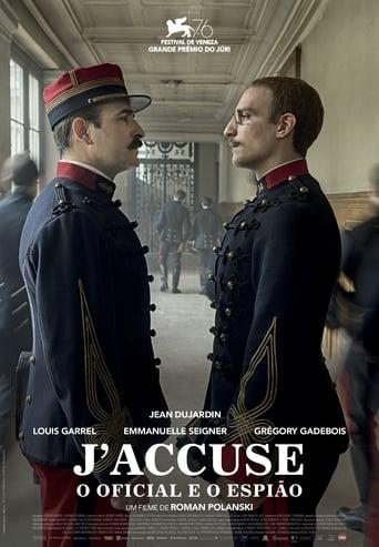 O Oficial e o Espião - Poster