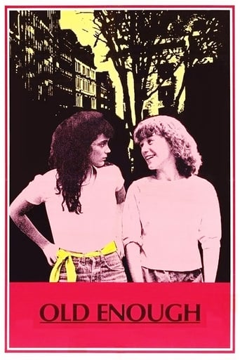 Poster of Old Enough