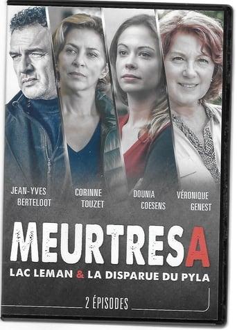 Poster of Meurtres sur la dune du Pyla