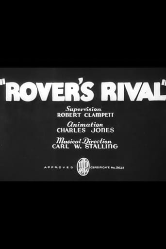 Poster of Rover's Rival