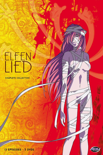 Poster of Elfen Lied