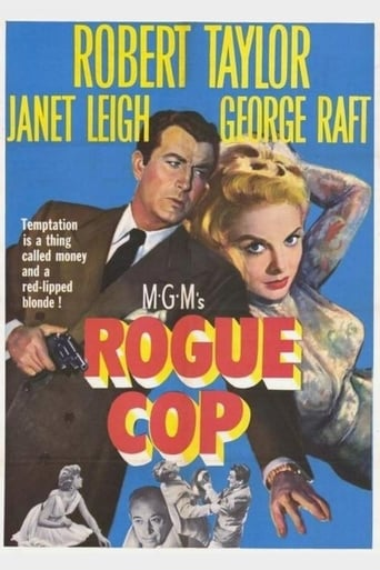Poster of Rogue Cop