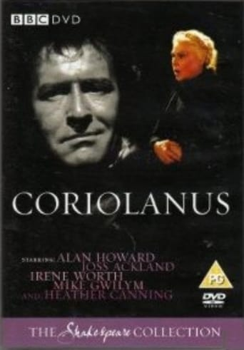 Poster of The Tragedy of Coriolanus