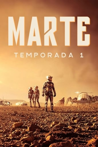 Mars 1ª Temporada - Poster