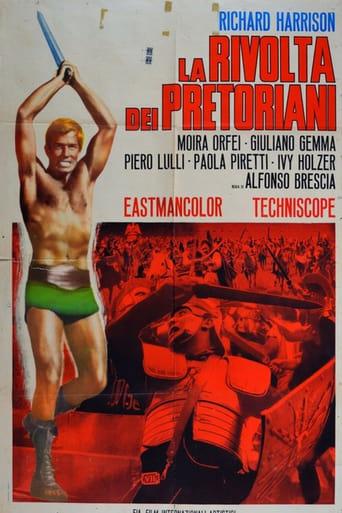 Poster of La Rivolta dei Pretoriani