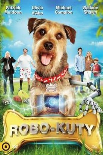 Poster of Robo-Dog fragman