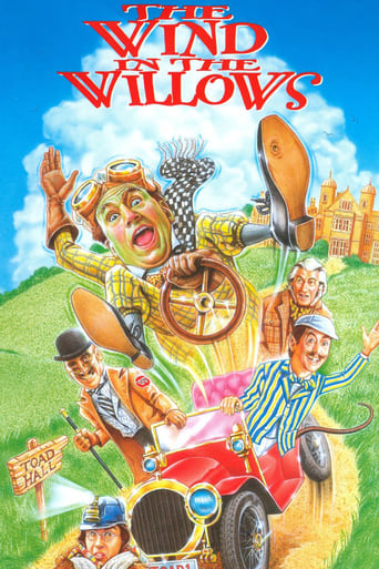Poster of The Wind in the Willows