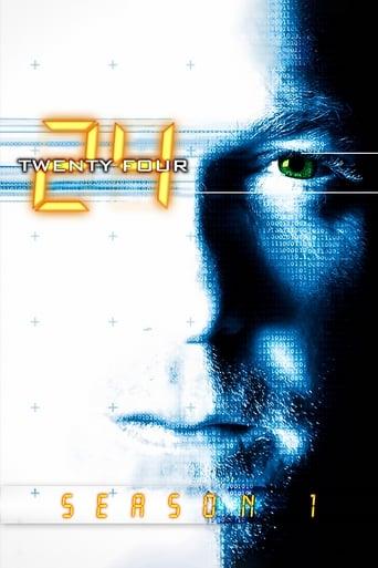 24 valandos / 24 (2001) 1 Sezonas
