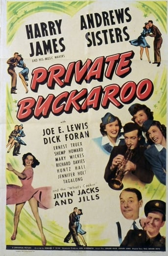 Poster of Private Buckaroo