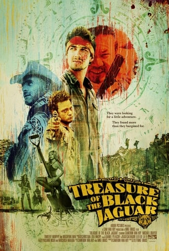 Poster of Treasure of the Black Jaguar