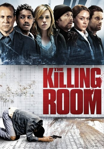 voir film The Killing Room streaming vf