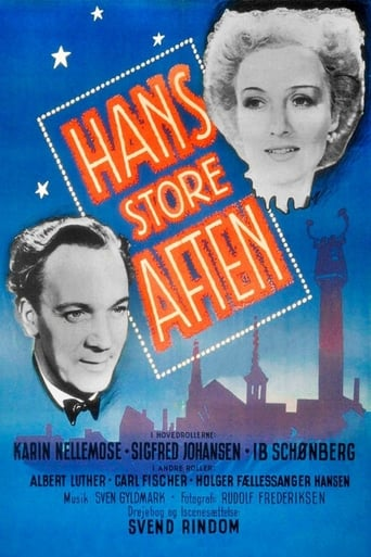 Poster of Hans Store Aften