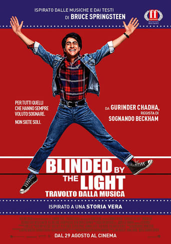 Poster of Blinded by the Light - Travolto dalla musica